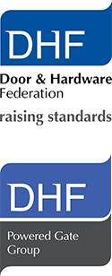 DHF Logos